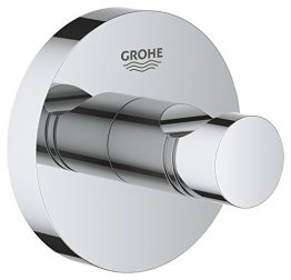GROHE Essentials | Badaccessoires - Bademantelhaken | chrom | 40364001 - 1