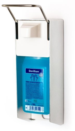 Winter & Bani Sanitaris Eurospender 500 ml | Seifenspender | Desinfektionsmittel Spender - 5